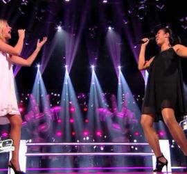 Alexia Rabé - The Voice - Battle